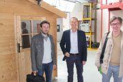 Le Ouest France parle de la fibre optique au lycée Le Dantec